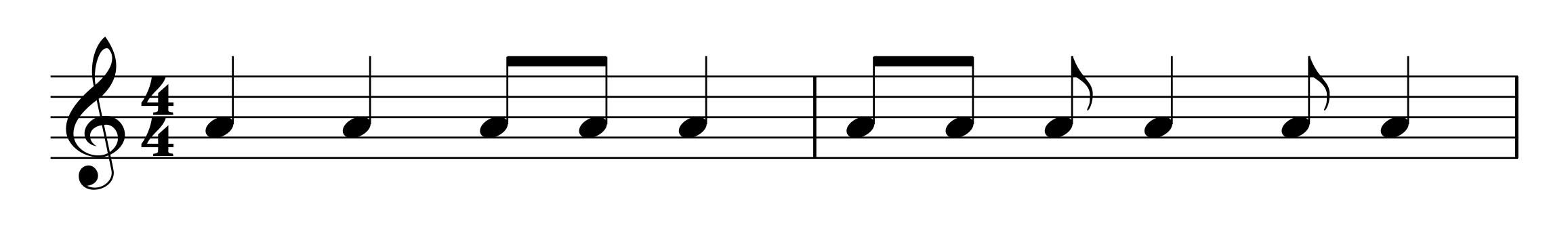 4-8 rythm